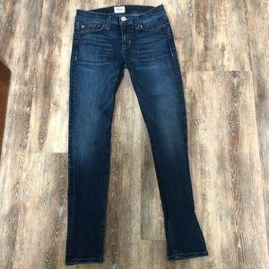 Hudson Krista Ankle Super Skinny Jeans Size 26